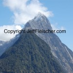 Jeff Fleischer photo of Mitre Peak