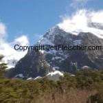 Jeff Fleischer photo of mountain in New Zealand